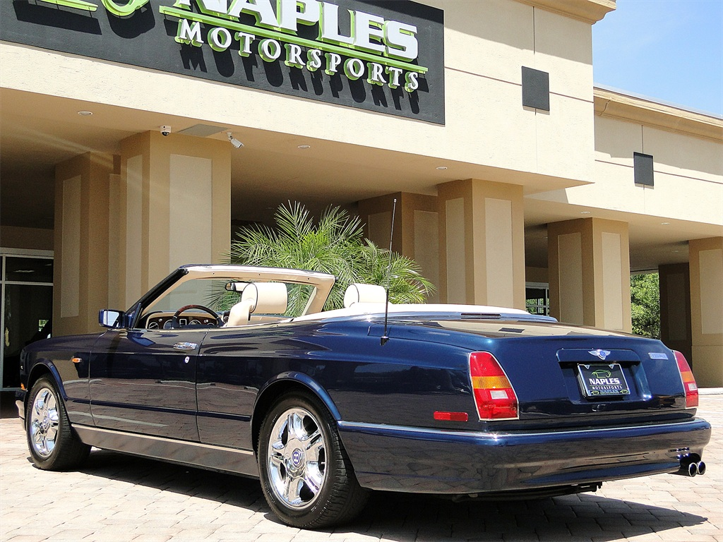 2002 Bentley Azure Mulliner - Photo 12 - Naples, FL 34104