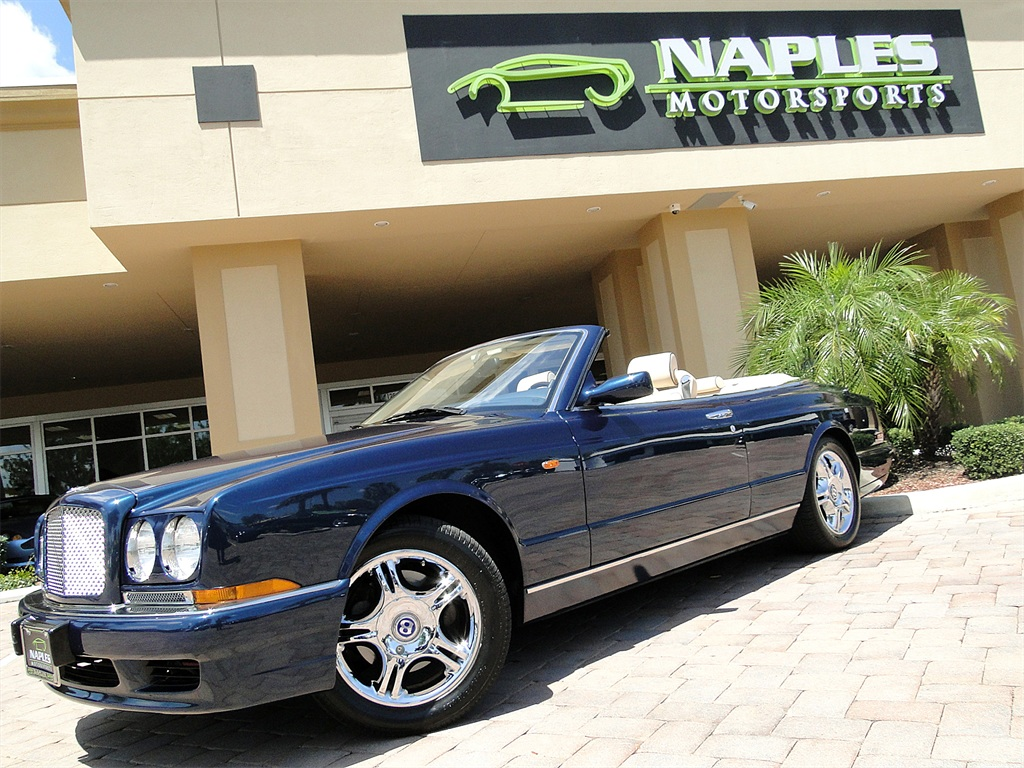 2002 bentley azure mulliner photo 37 naples fl 34104