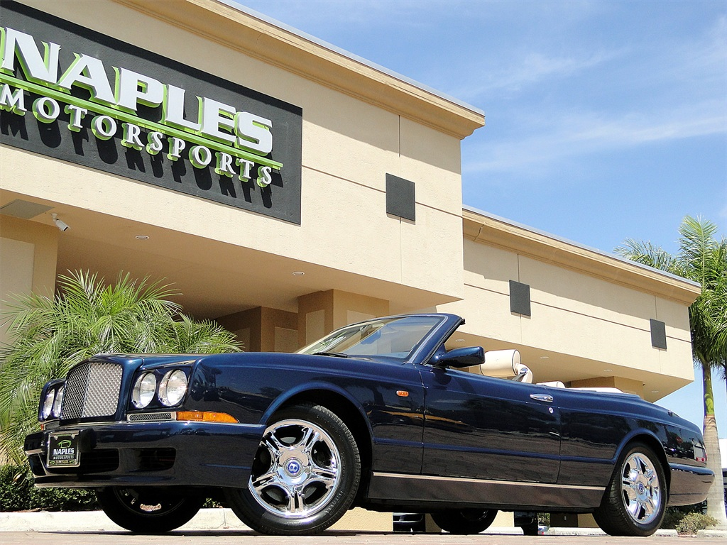 2002 Bentley Azure Mulliner - Photo 27 - Naples, FL 34104