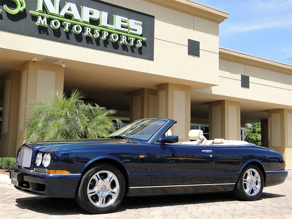 2002 Bentley Azure Mulliner - Photo 5 - Naples, FL 34104