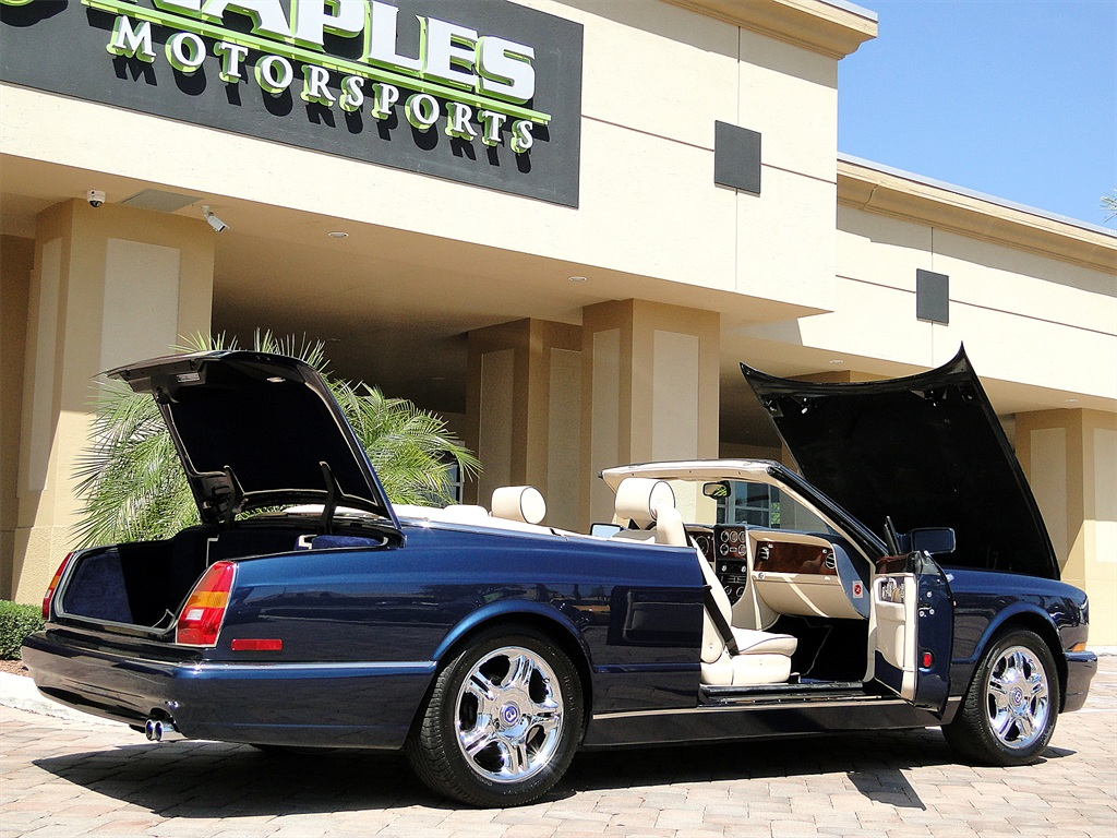 2002 Bentley Azure Mulliner - Photo 13 - Naples, FL 34104