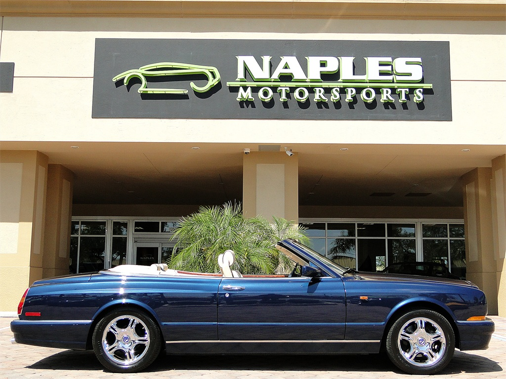 2002 Bentley Azure Mulliner - Photo 16 - Naples, FL 34104