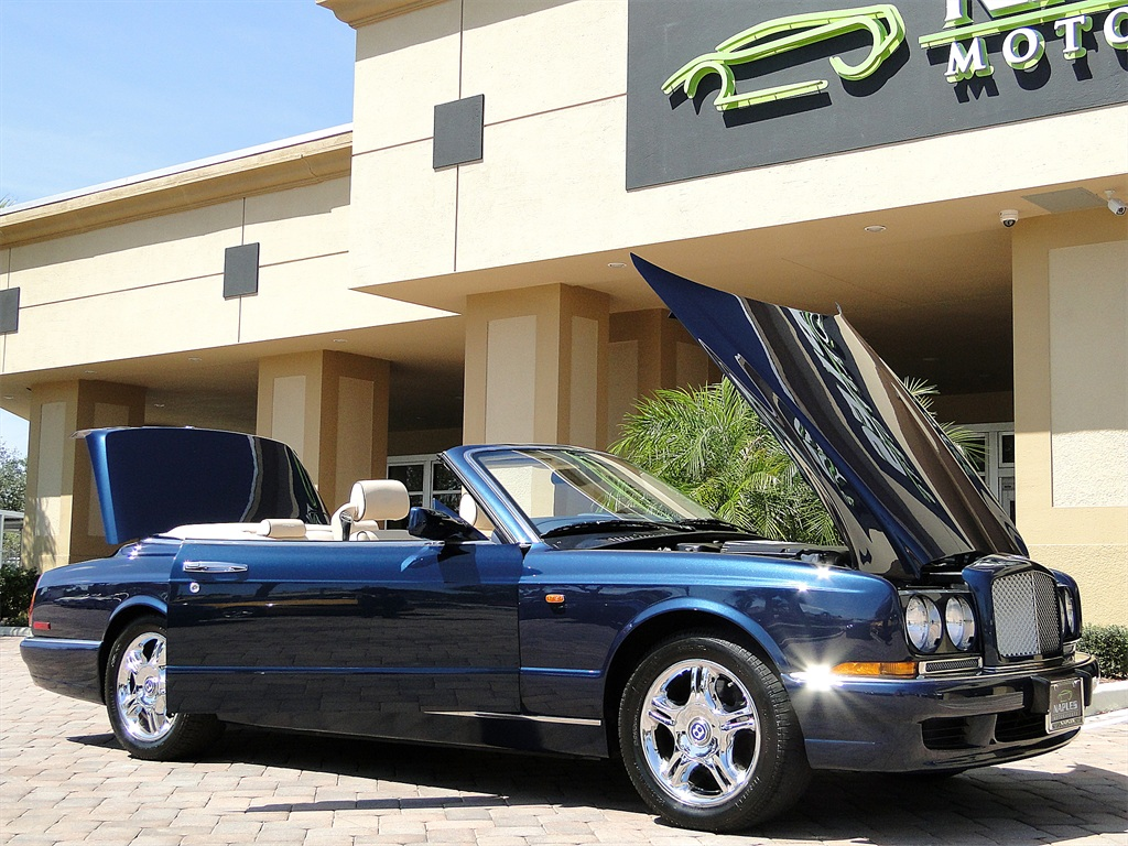 2002 Bentley Azure Mulliner - Photo 19 - Naples, FL 34104