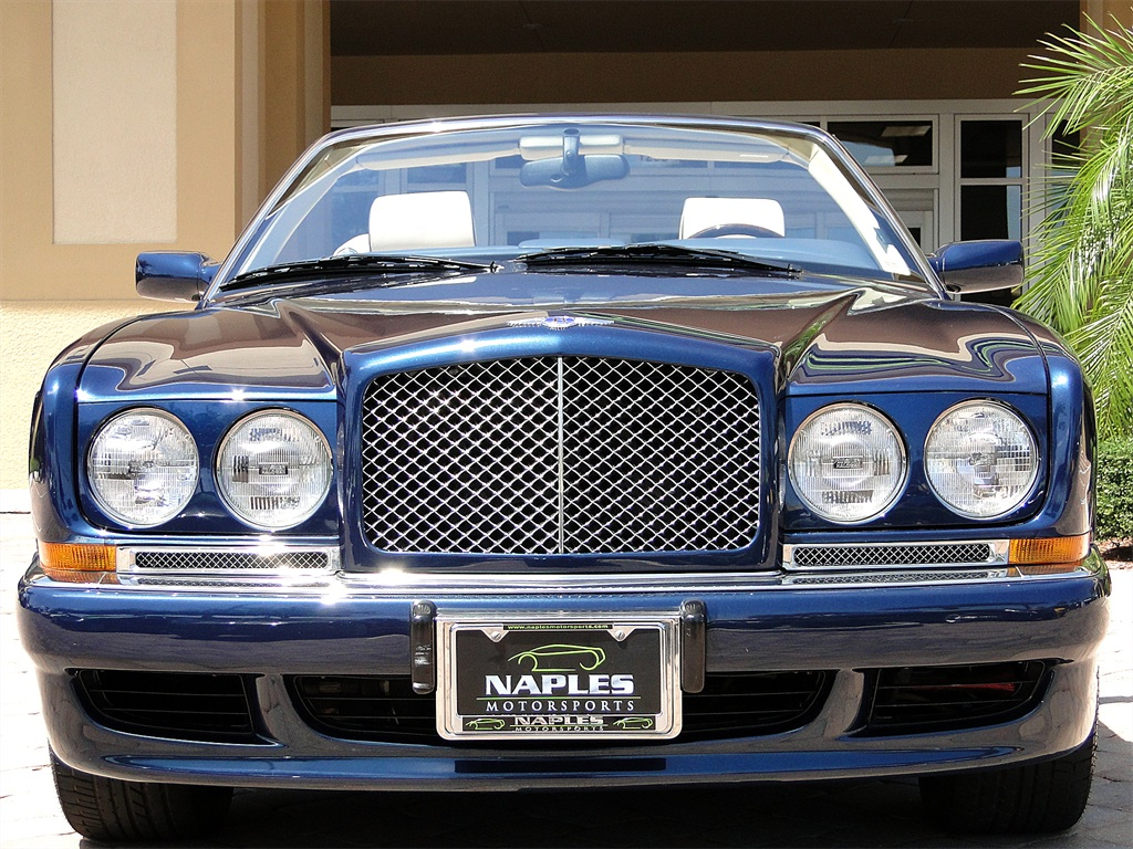 2002 Bentley Azure Mulliner - Photo 9 - Naples, FL 34104