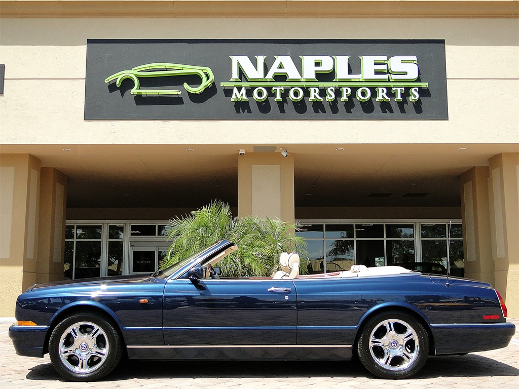 2002 bentley azure mulliner photo 22 naples fl 34104
