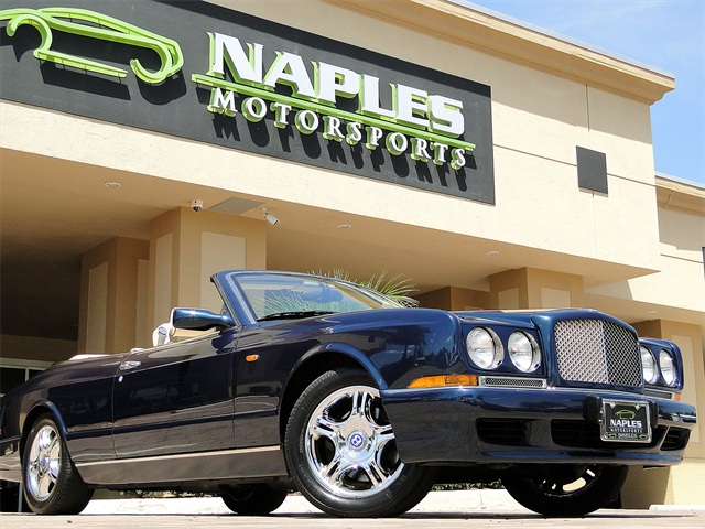 2002 Bentley Azure Mulliner - Photo 1 - Naples, FL 34104