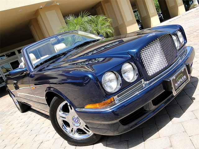 2002 Bentley Azure Mulliner - Photo 3 - Naples, FL 34104