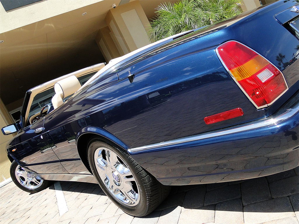2002 Bentley Azure Mulliner - Photo 33 - Naples, FL 34104