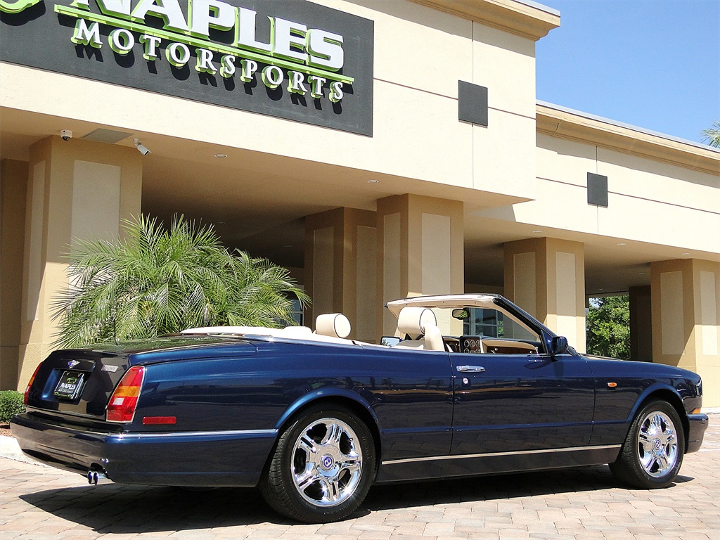 2002 Bentley Azure Mulliner - Photo 15 - Naples, FL 34104