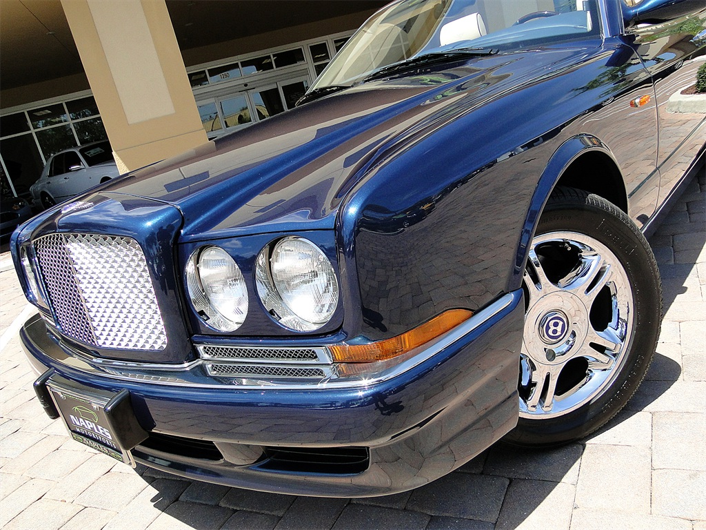 2002 Bentley Azure Mulliner - Photo 36 - Naples, FL 34104