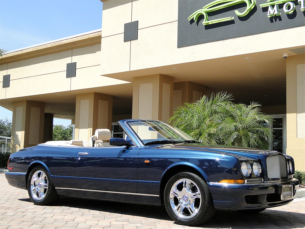 2002 Bentley Azure Mulliner - Photo 17 - Naples, FL 34104