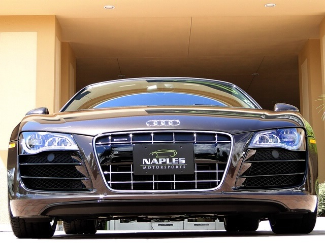 2011 Audi R8 5.2 quattro Spyder - Photo 19 - Naples, FL 34104