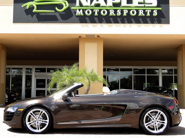 2011 Audi R8 5.2 quattro Spyder - Photo 10 - Naples, FL 34104