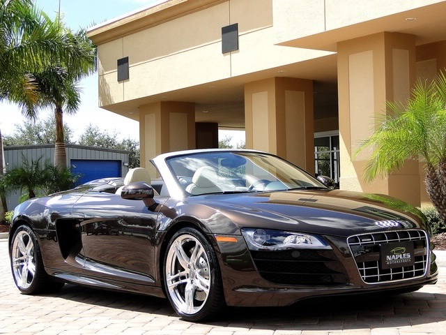 2011 Audi R8 5.2 quattro Spyder - Photo 6 - Naples, FL 34104