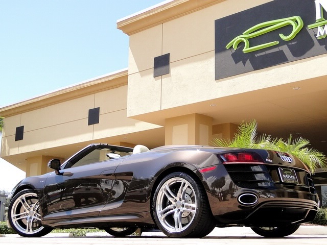 2011 Audi R8 5.2 quattro Spyder - Photo 13 - Naples, FL 34104