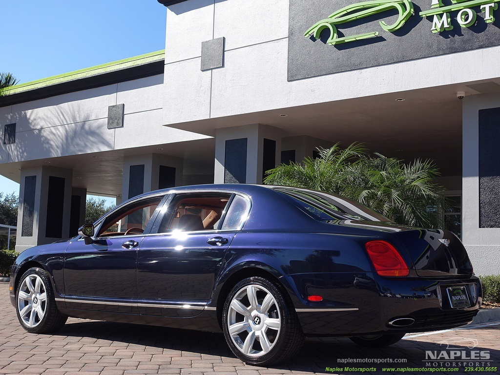 2006 Bentley Continental Flying Spur - Photo 51 - Naples, FL 34104