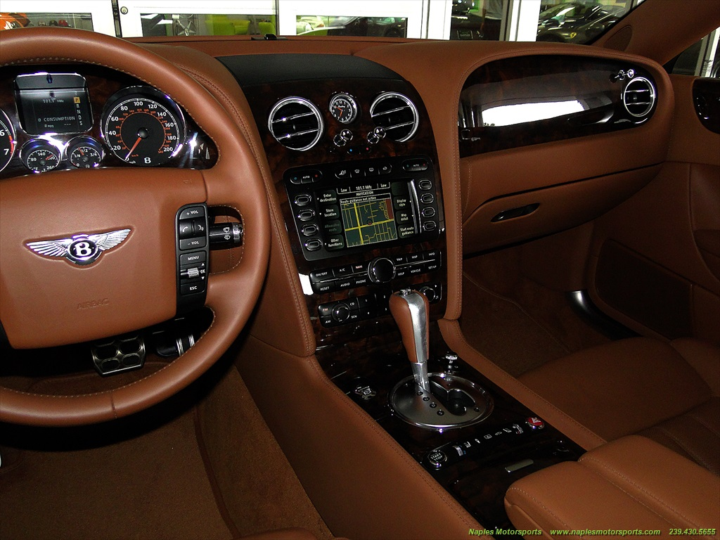 2006 Bentley Continental Flying Spur - Photo 17 - Naples, FL 34104