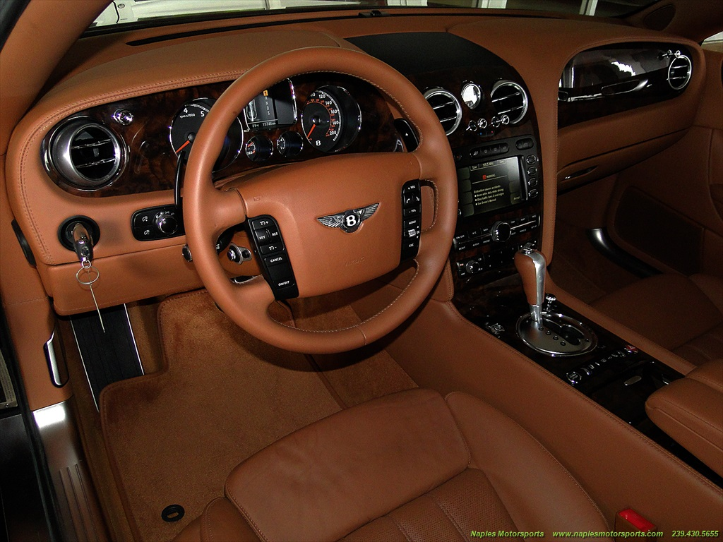 2006 Bentley Continental Flying Spur - Photo 6 - Naples, FL 34104