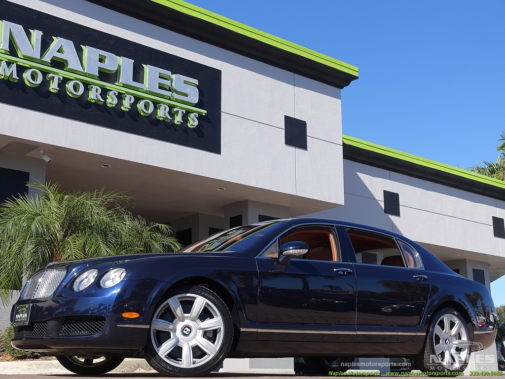 2006 Bentley Continental Flying Spur - Photo 44 - Naples, FL 34104
