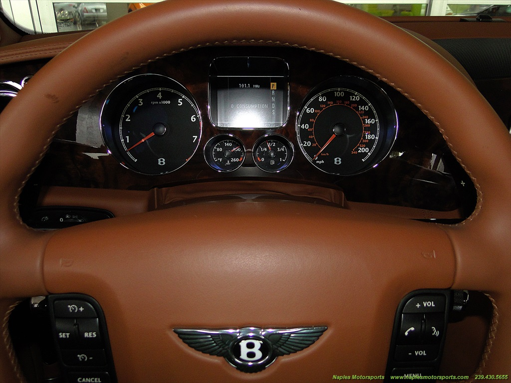 2006 Bentley Continental Flying Spur - Photo 20 - Naples, FL 34104