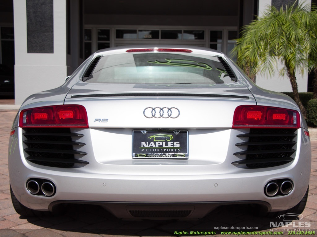 2008 Audi R8 Quattro - Photo 40 - Naples, FL 34104