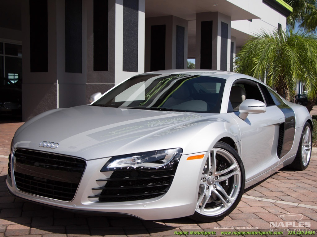 2008 Audi R8 Quattro - Photo 48 - Naples, FL 34104
