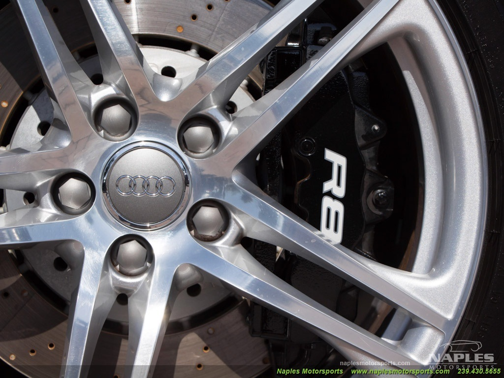 2008 Audi R8 Quattro - Photo 38 - Naples, FL 34104