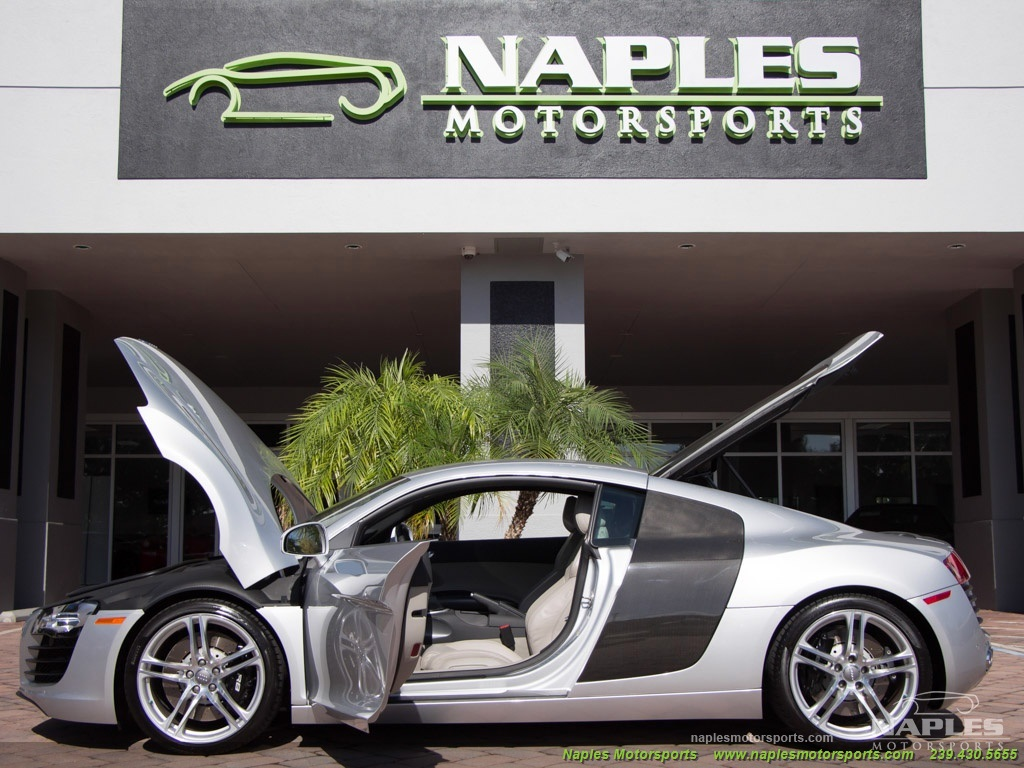 2008 Audi R8 Quattro - Photo 58 - Naples, FL 34104