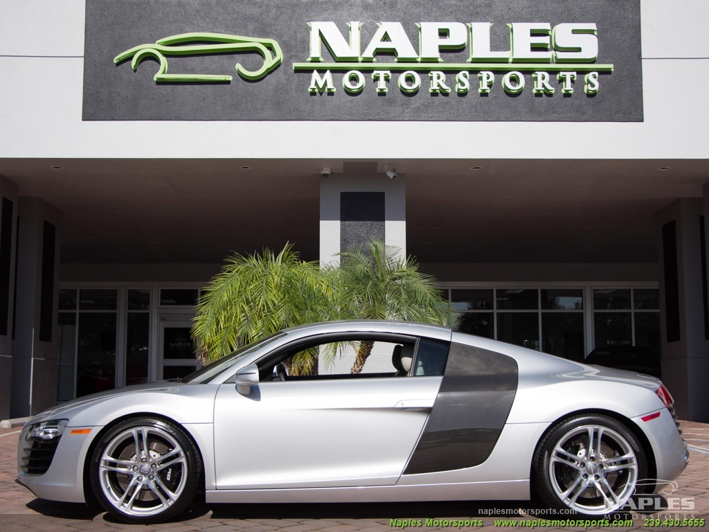 2008 Audi R8 Quattro - Photo 5 - Naples, FL 34104