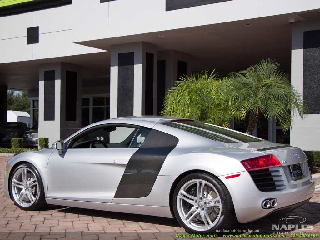 2008 Audi R8 Quattro - Photo 10 - Naples, FL 34104