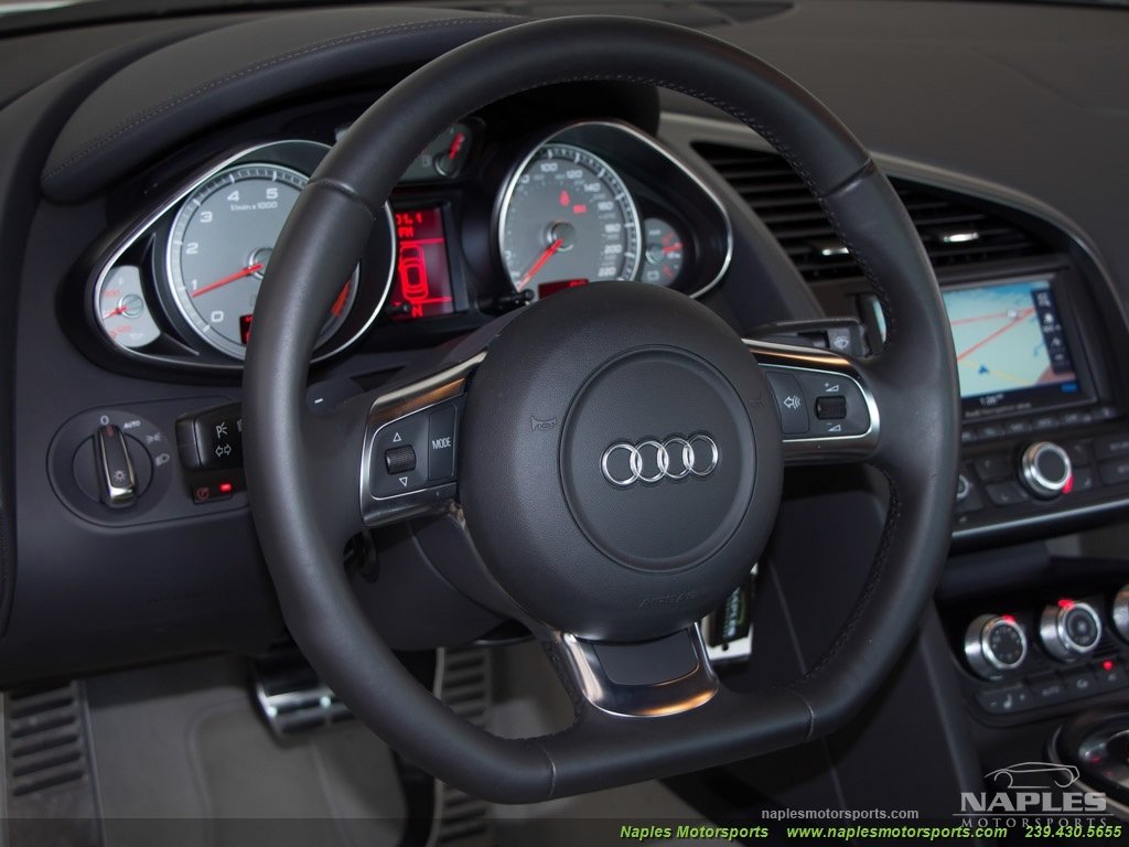 2008 Audi R8 Quattro - Photo 28 - Naples, FL 34104