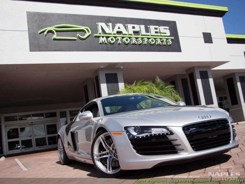 2008 Audi R8 Quattro - Photo 31 - Naples, FL 34104