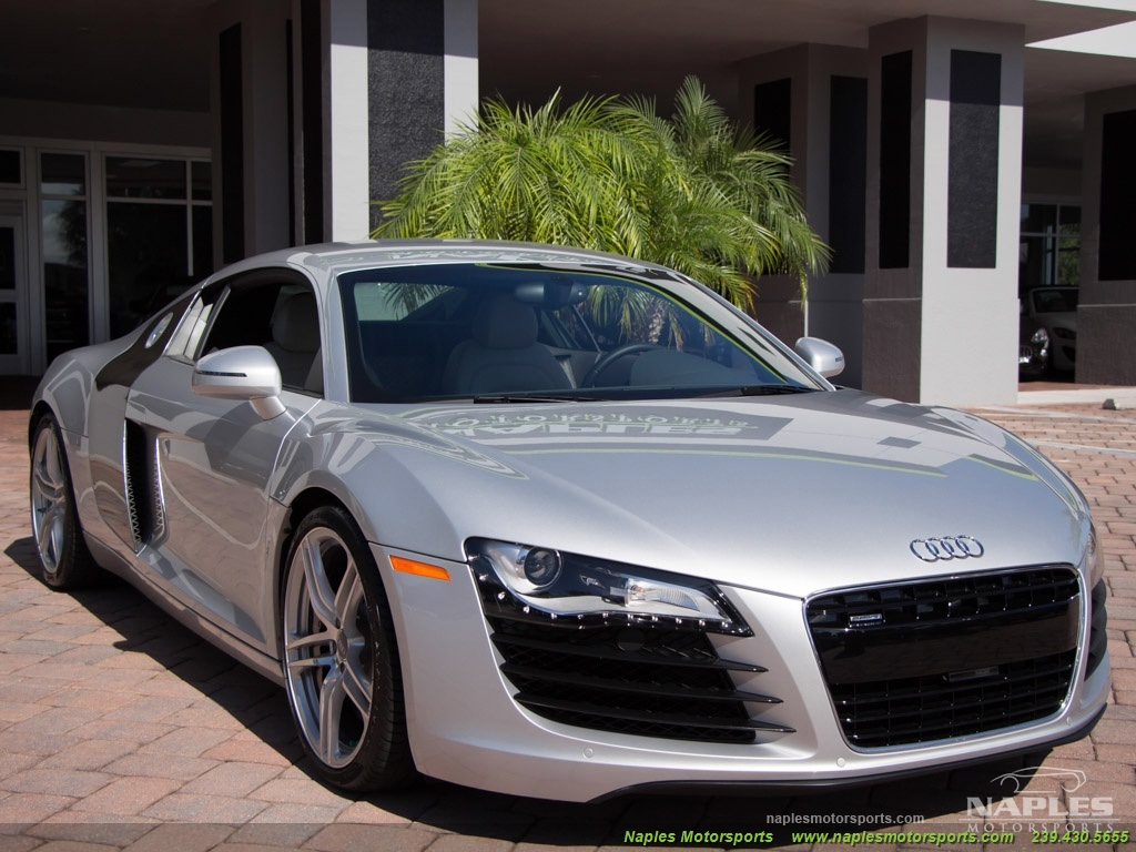 2008 Audi R8 Quattro - Photo 36 - Naples, FL 34104