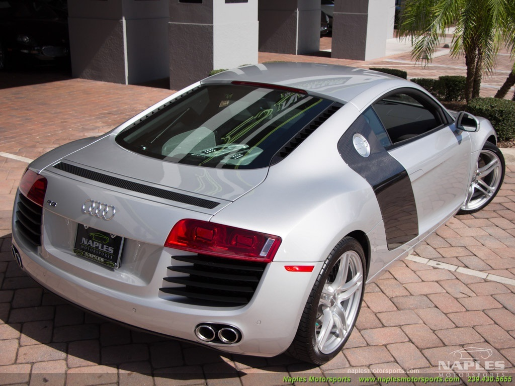 2008 Audi R8 Quattro - Photo 49 - Naples, FL 34104