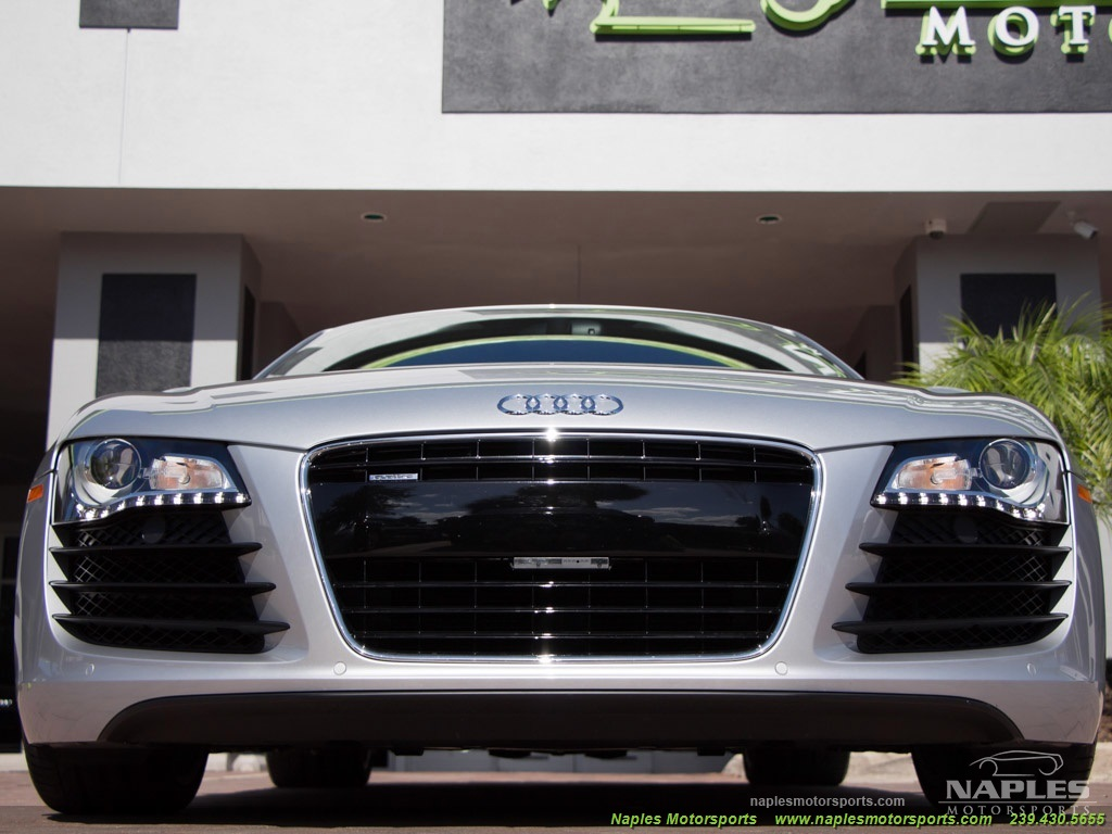 2008 Audi R8 Quattro - Photo 34 - Naples, FL 34104