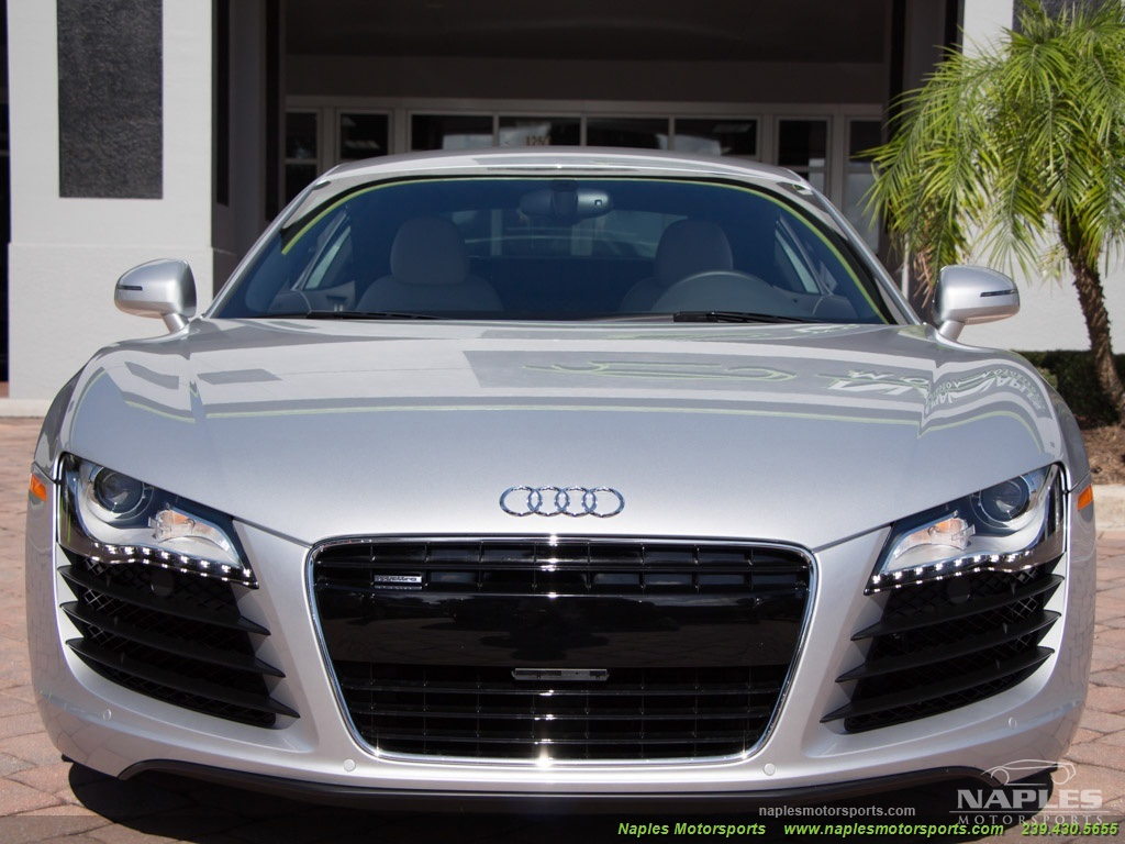 2008 Audi R8 Quattro - Photo 30 - Naples, FL 34104