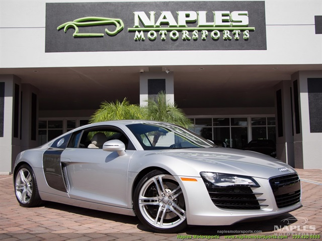 2008 Audi R8 Quattro - Photo 3 - Naples, FL 34104