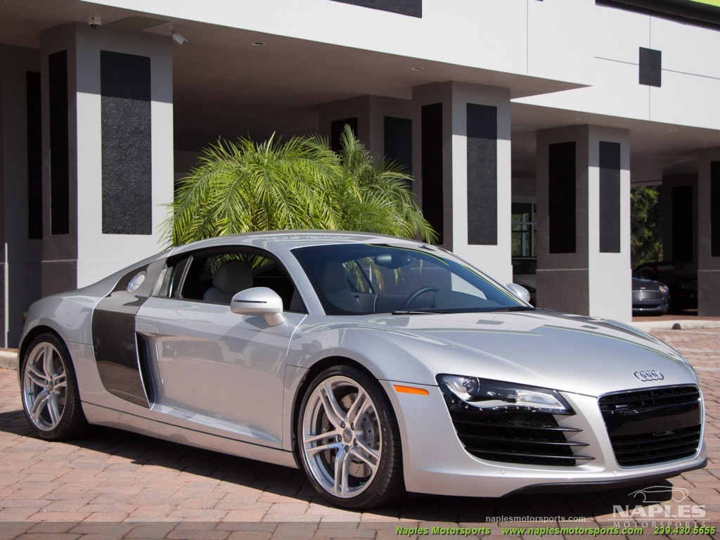 2008 Audi R8 Quattro - Photo 35 - Naples, FL 34104