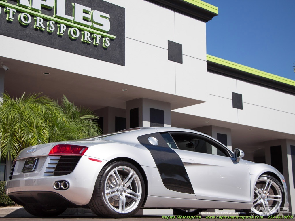 2008 Audi R8 Quattro - Photo 22 - Naples, FL 34104