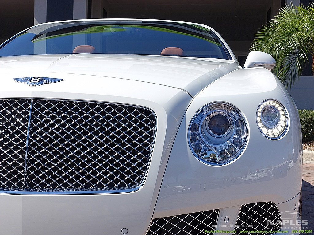 2012 Bentley Continental GT Convertible - Photo 39 - Naples, FL 34104