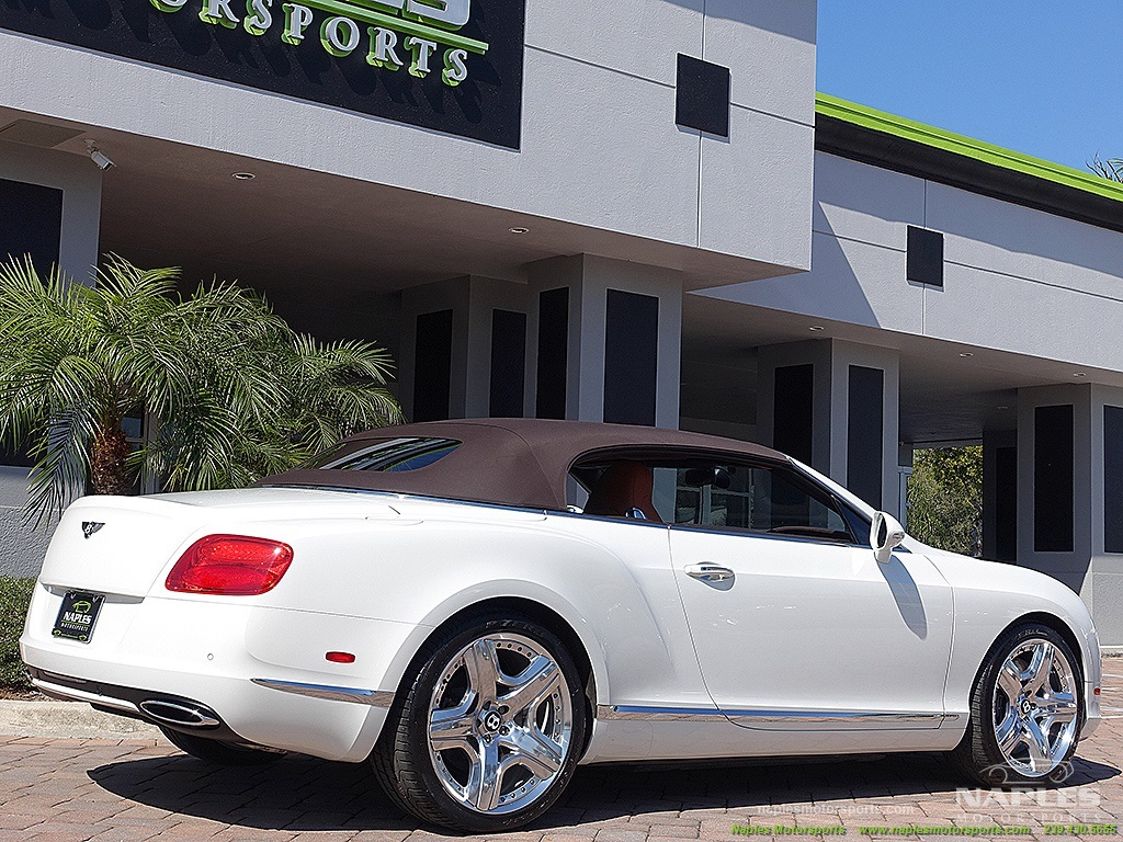 2012 Bentley Continental GT Convertible - Photo 6 - Naples, FL 34104