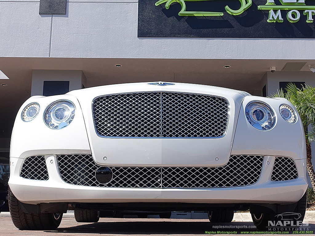 2012 Bentley Continental GT Convertible - Photo 11 - Naples, FL 34104