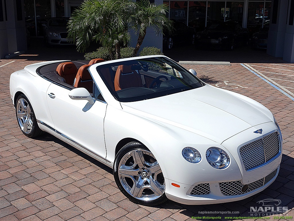 2012 Bentley Continental GT Convertible - Photo 54 - Naples, FL 34104
