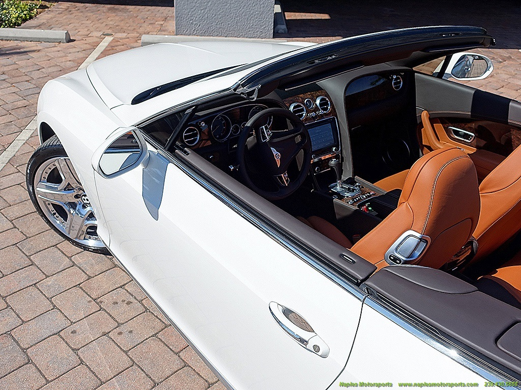 2012 Bentley Continental GT Convertible - Photo 50 - Naples, FL 34104