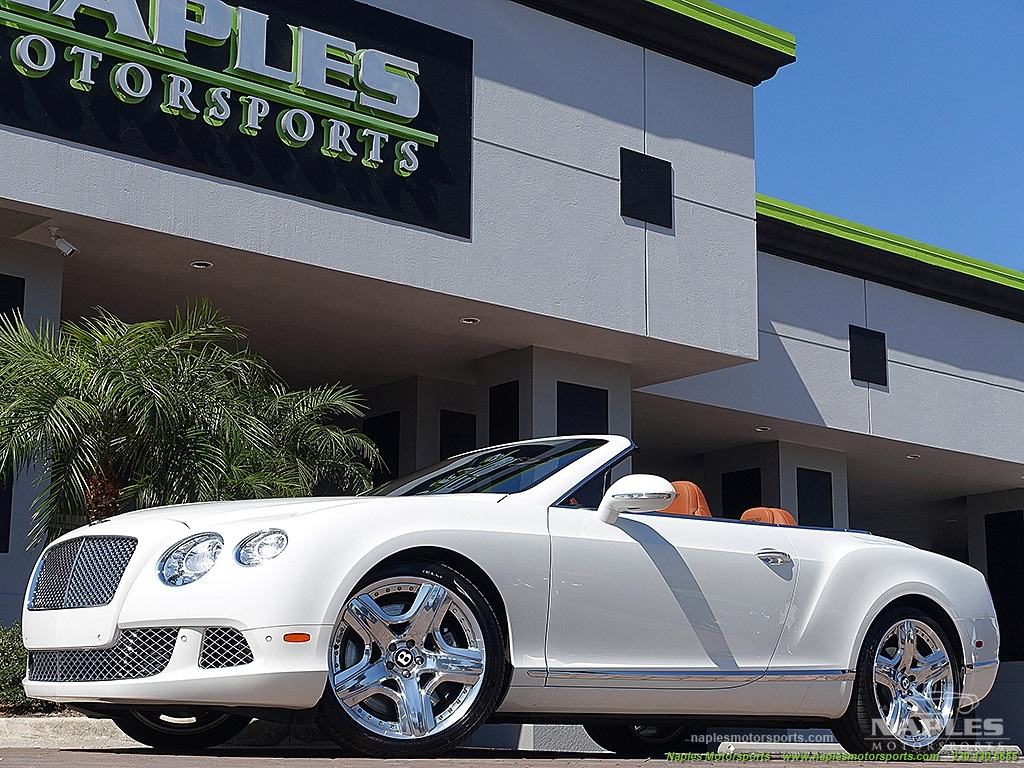 2012 Bentley Continental GT Convertible - Photo 35 - Naples, FL 34104