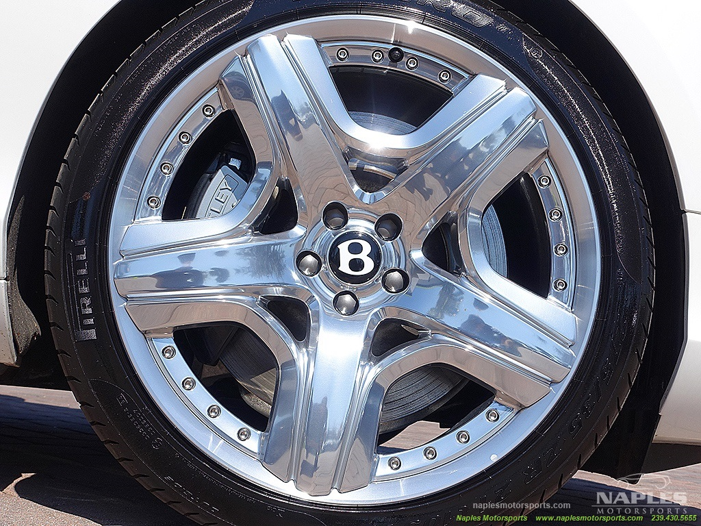 2012 Bentley Continental GT Convertible - Photo 40 - Naples, FL 34104