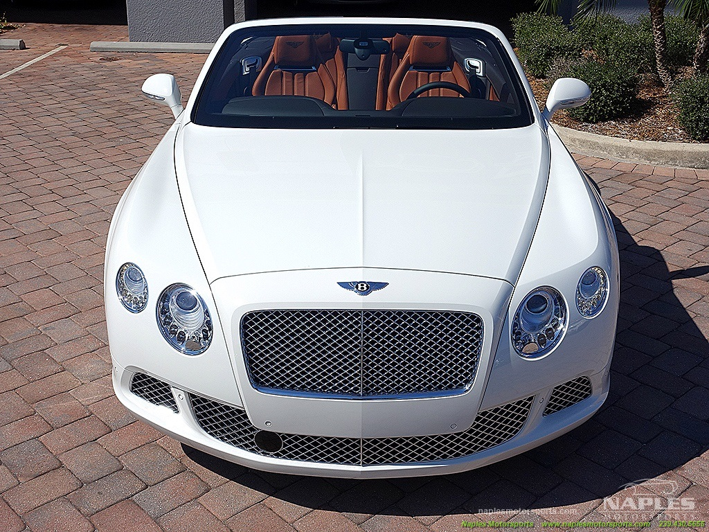 2012 Bentley Continental GT Convertible - Photo 27 - Naples, FL 34104