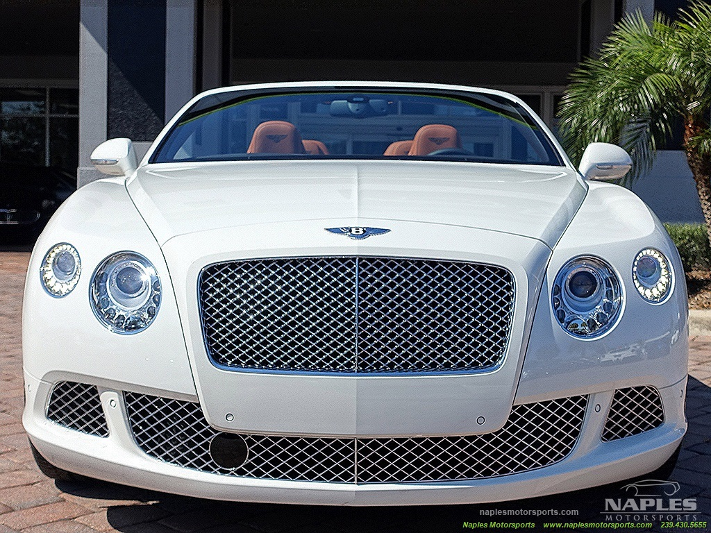 2012 Bentley Continental GT Convertible - Photo 10 - Naples, FL 34104