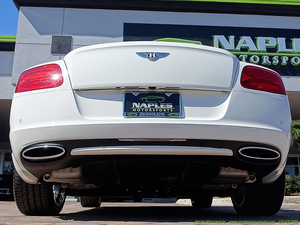 2012 Bentley Continental GT Convertible - Photo 59 - Naples, FL 34104