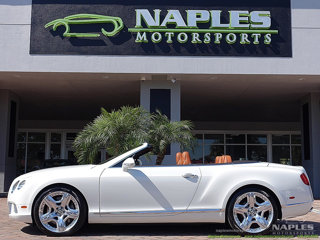2012 Bentley Continental GT Convertible - Photo 26 - Naples, FL 34104